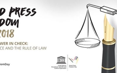 World Press Freedom Day 2018 May 3