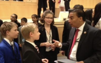 Montessori Model United Nations for the Elementary Student By Linda Wrigley